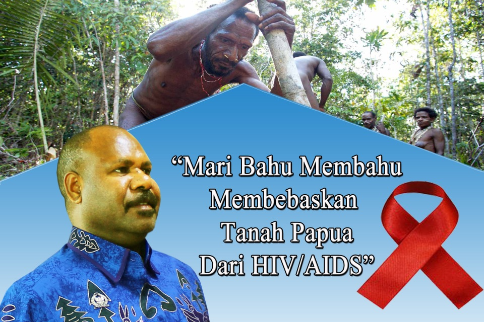 Bahu membahu bebaskan HIV-3