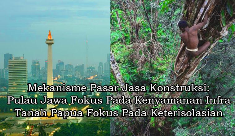 masalah jaskon Papua