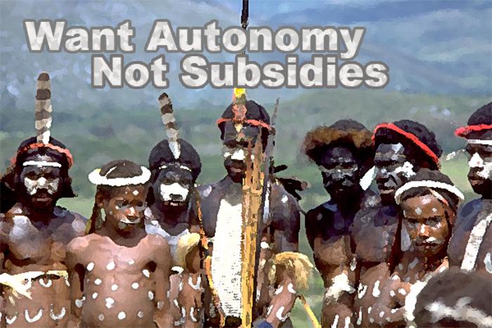 Papua Investment Want Autonomy