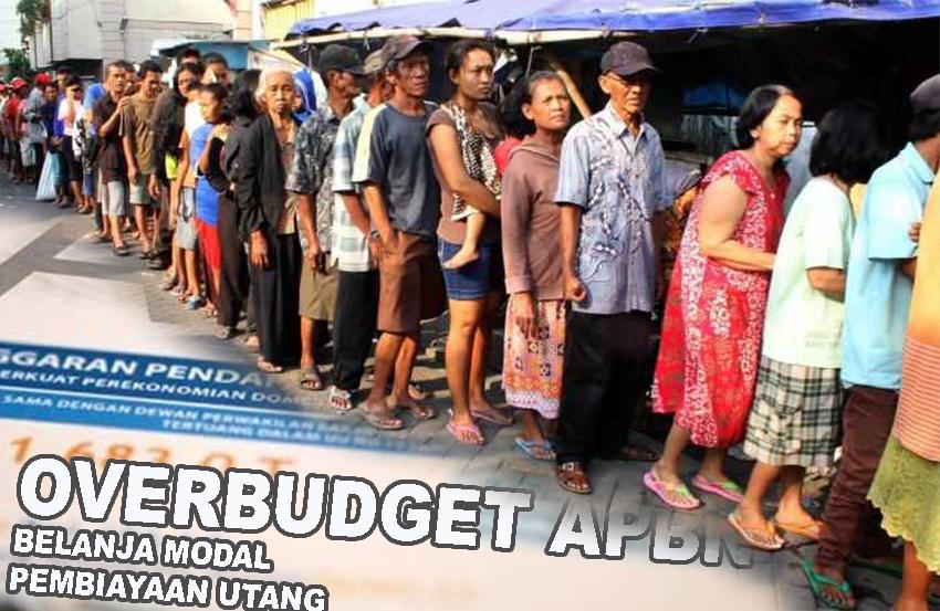 HeadlineNews: Kemiskinan Meningkat Akibat Kebijakan Penyesuaian Tarif Pemerintah