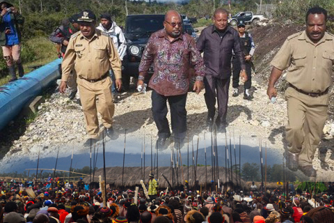 Lukas Enembe Mampu Menjaga Pertumbuhan Ekonomi Di Provinsi Papua Lebih Tinggi Dibanding Pulau Jawa