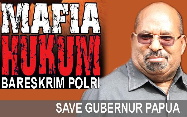 QUO VADIS Penyidikan Beasiswa Papua: BARESKRIM Gagap Hukum, Gubernur LUKAS ENEMBE Tidak Bersalah